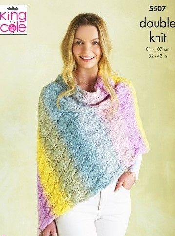 King Cole Curiosity Knitting Patterns