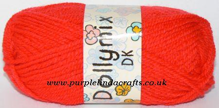 King Cole Dollymix DK 09 Red
