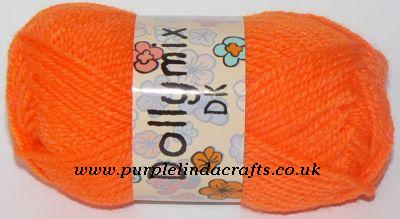King Cole Dollymix DK 144 Orange