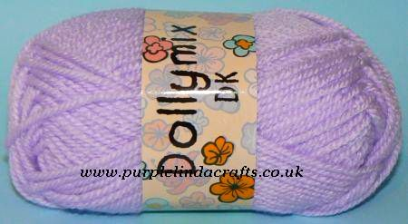 King Cole Dollymix DK 17 Lilac