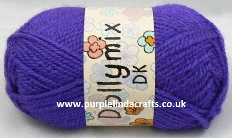 King Cole Dollymix DK 236 PURPLE
