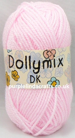 King Cole Dollymix DK 6 Pink