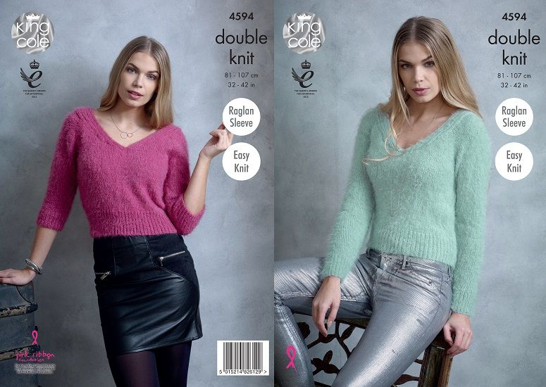 4c28616d34c6 King Cole Embrace Knitting Patterns