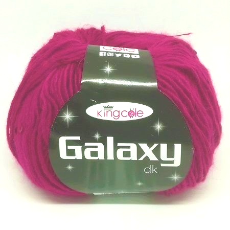 King Cole Galaxy DK Sequin Yarn