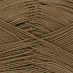 King Cole Giza Cotton 4ply 2205 BROWN