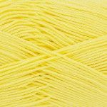 King Cole Giza Cotton 4ply 2206 YELLOW