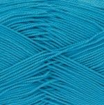 King Cole Giza Cotton 4ply 2208 TURQUOISE
