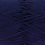 King Cole Giza Cotton 4ply 2411 Navy