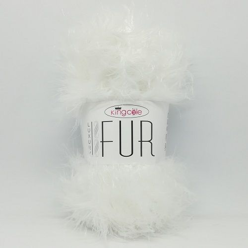 King Cole Luxury Fur 4200 White