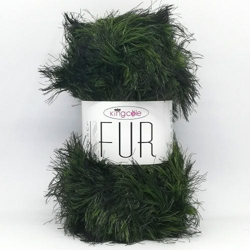 King Cole Luxury Fur 4210 Fir