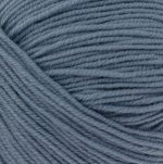King Cole Luxury Merino DK 2614 Steel Blue