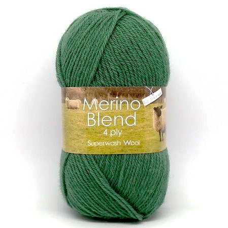 King Cole Merino 4ply Wool 3293 Ivy