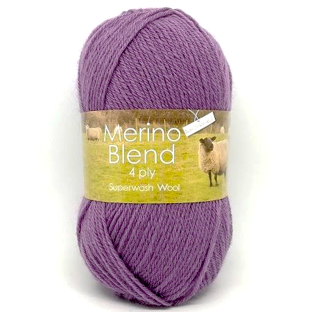 King Cole Merino 4ply Wool 3294 Rum