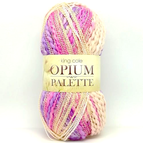 King Cole Opium PALETTE 1404 Manhattan