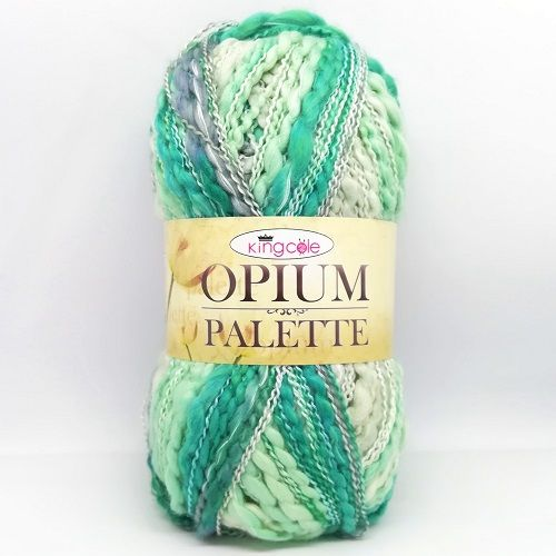 King Cole Opium PALETTE 1406 Spearmint