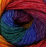 King Cole RIOT DK 1843 Rainbow