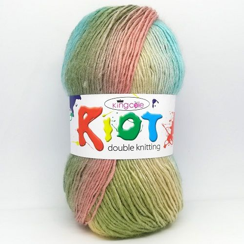 King Cole RIOT DK 3351 Forest