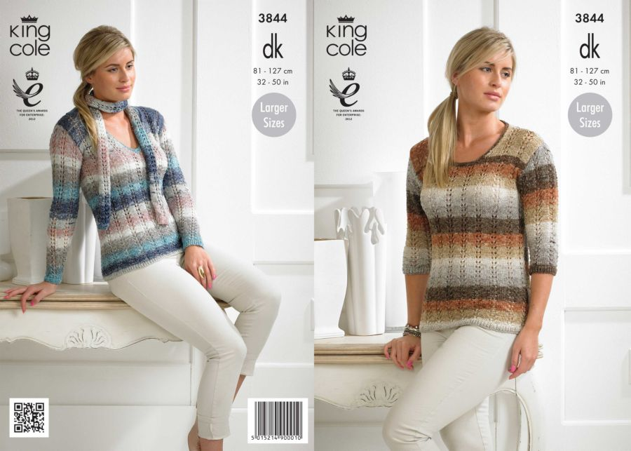 ab683cc8f8d7 king-cole-shine-sweaters-and-scarf-knitting-pattern-3844-11697-p.jpg