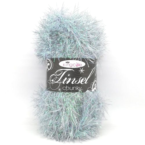 King Cole TINSEL 3423 Frozen