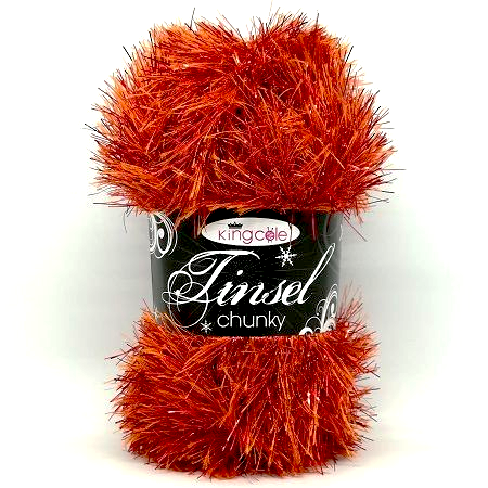 King Cole Tinsel Chunky