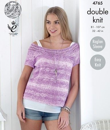 King Cole Vogue Knit and Crochet Patterns