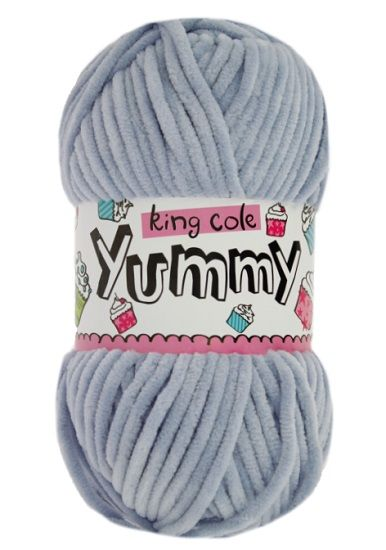 King Cole Yummy 2219 Silver