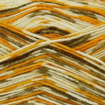 King Cole ZIG ZAG Sock Wool 4 ply 3007 San Diego DISCONTINUED