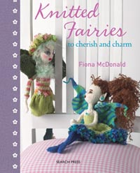 Knitted Fairies to Cherish and Charm Book