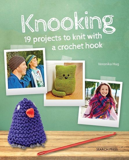 Knooking Books and Patterns