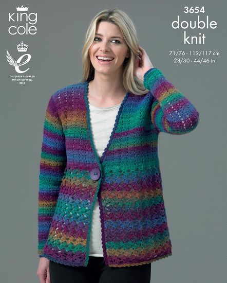 Long Sleeved Crochet Patterns