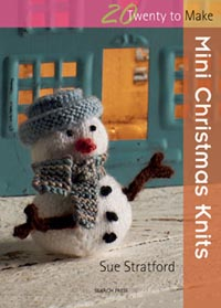 Mini Christmas Knits 20 to Make Book