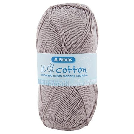 Patons 100% Cotton DK 2748 Taupe