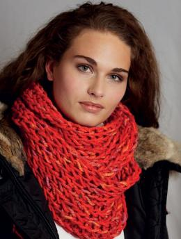 Patons Fab Big Loop Scarf FREE Pattern