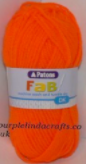 Patons FAB DK 25g REDUCED 49p