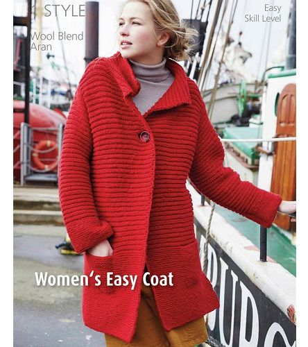 Patons Knitting Patterns
