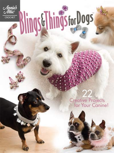 PETS - Dog & Cat Crochet Books
