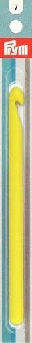 Prym Color Plastic Crochet Hook 7mm YELLOW