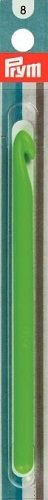 Prym Color Plastic Crochet Hook 8mm GREEN
