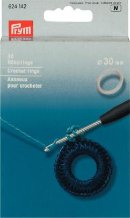 Prym Crochet Rings 30 x 30mm