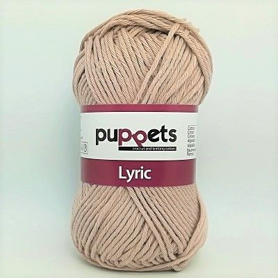 Puppets LYRIC 8/8 Cotton 0257 Taupe