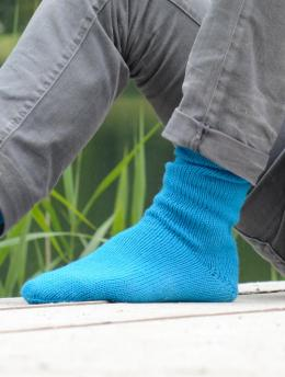 Regia Active Child to Adult Socks Knitting Pattern FREE