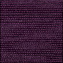 Rico Ricorumi DK Cotton 020 Purple REDUCED
