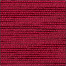 Rico Ricorumi DK Cotton 029 Wine Red REDUCED