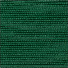 Rico Ricorumi DK Cotton 050 Fir Green REDUCED