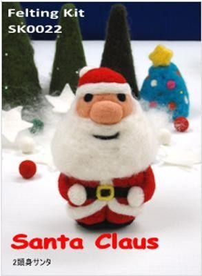 Santa Claus - Tulip Needle Felting Kit