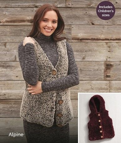 Sirdar Alpine Knitting Patterns