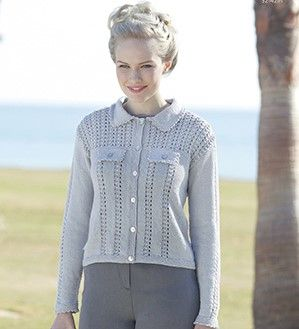 Sirdar Cotton 4 Ply Knit and Crochet Patterns