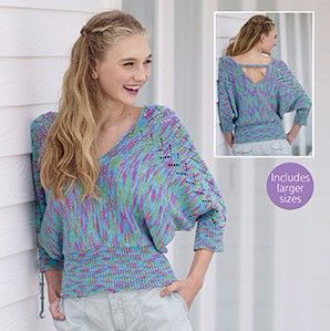 Sirdar Cotton Prints DK Knitting Patterns £1