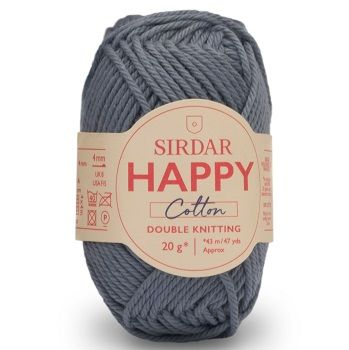 Sirdar Happy Cotton DK 750 Beach Hut