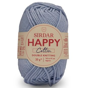 Sirdar Happy Cotton DK 751 Tea Time